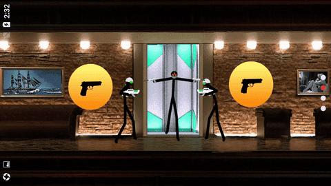 鹰眼4火柴人狙击破解版下载-鹰眼4火柴人狙击无限体力下载