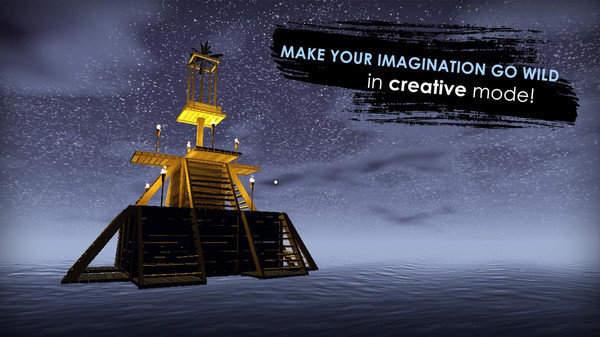 深海木筏求生雙人版下載-深海木筏求生聯機版下載