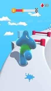 果冻人快跑下载-果冻人快跑3D下载
