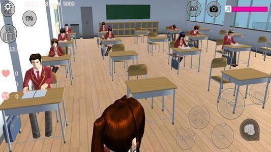 樱花校园模拟器中文版无广告下载-樱花校园模拟器中文版无广告2021下载