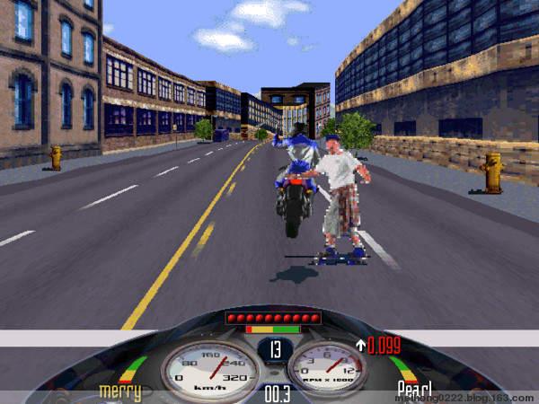 暴力摩托2008下载-暴力摩托2008电脑版下载
