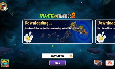植物大战僵尸2高级国际版下载-植物大战僵尸2高级国际版正式版下载