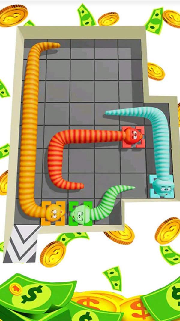 欢乐贪吃蛇红包版下载-欢乐贪吃蛇红包版游戏下载