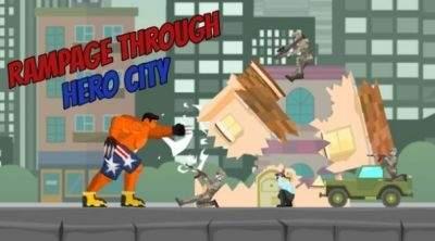 城市狂暴怪物下载-城市狂暴怪物游戏下载