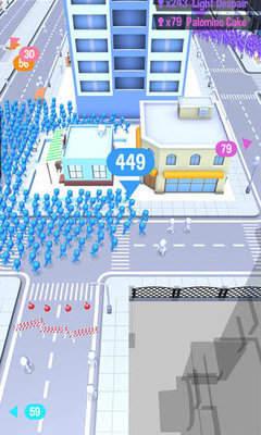 拥挤大都市无限金币版下载-拥挤大都市无限金币最新版下载