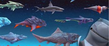 饥饿鲨进化手游合集