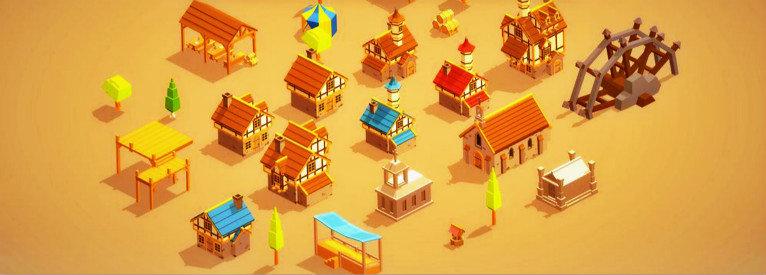 建造类游戏合集