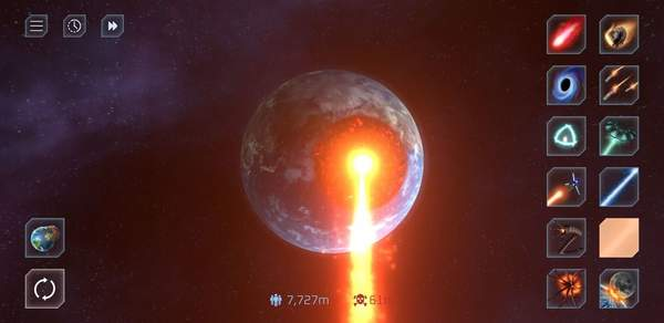 星球毁灭模拟器2021最新版下载-星球毁灭模拟器2021最新中文版下载
