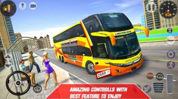 城市巴士模擬器手機版下載-城市巴士模擬器手機版2021下載