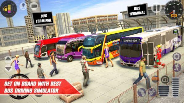 城市巴士模擬器