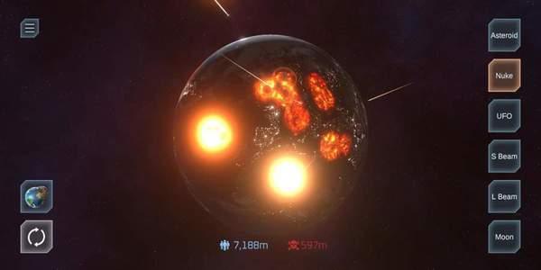 星球毁灭模拟器中文版最新版下载-星球毁灭模拟器中文版最新版无广告下载