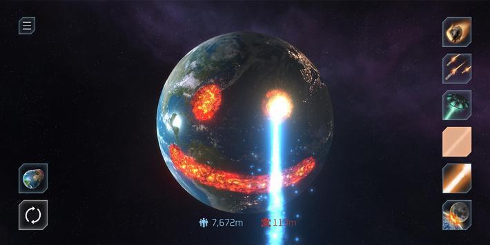 星球毁灭模拟器最新版有护盾