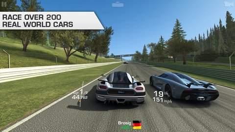 真实赛车3无限金币版破解版下载-真实赛车3无限金币版破解版全解锁下载