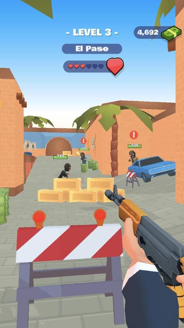 特工枪手游戏下载-特工枪手游戏免费版下载