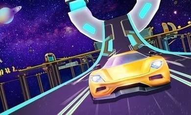 巨型坡道銀河賽車游戲下載-巨型坡道銀河賽車最新版下載