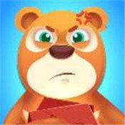可爱熊搬砖块2游戏