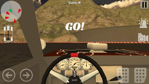 冲撞赛车3破解版游戏下载_冲撞赛车3修改大量金币破解版下载