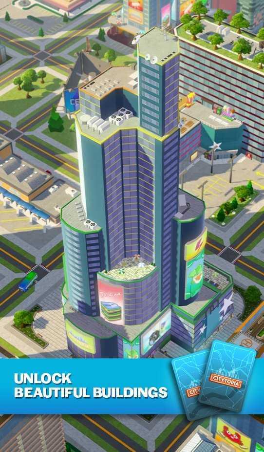 城镇建设者破解版游戏下载_城镇建设者无限金币、钞票破解版下载