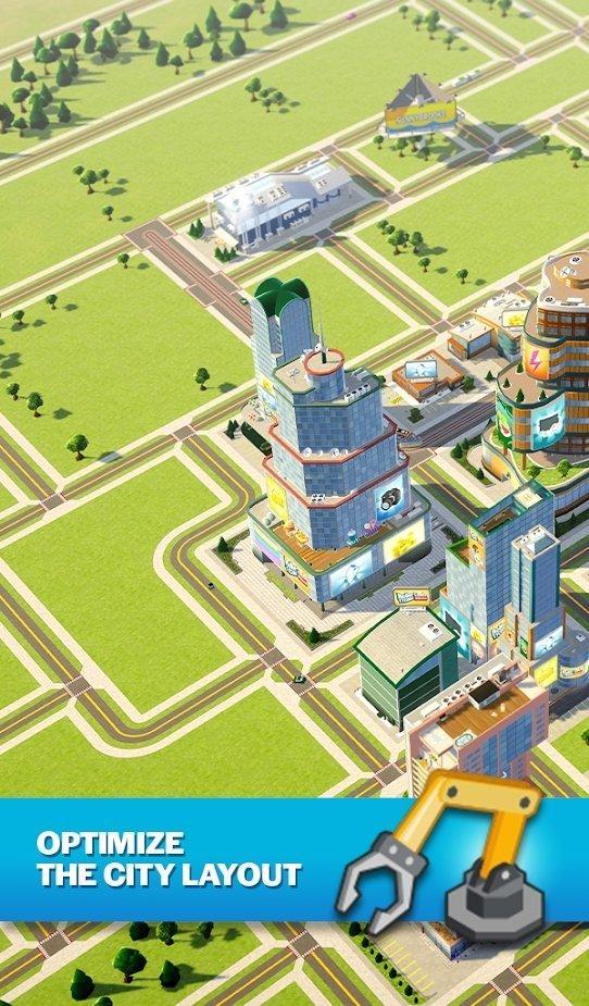 城镇建设者破解版