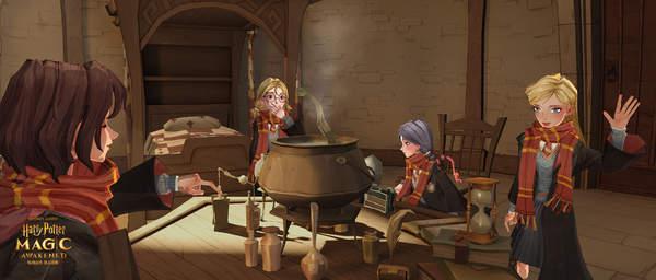 哈利波特魔法觉醒兑换码下载_哈利波特魔法觉醒拼图寻宝下载