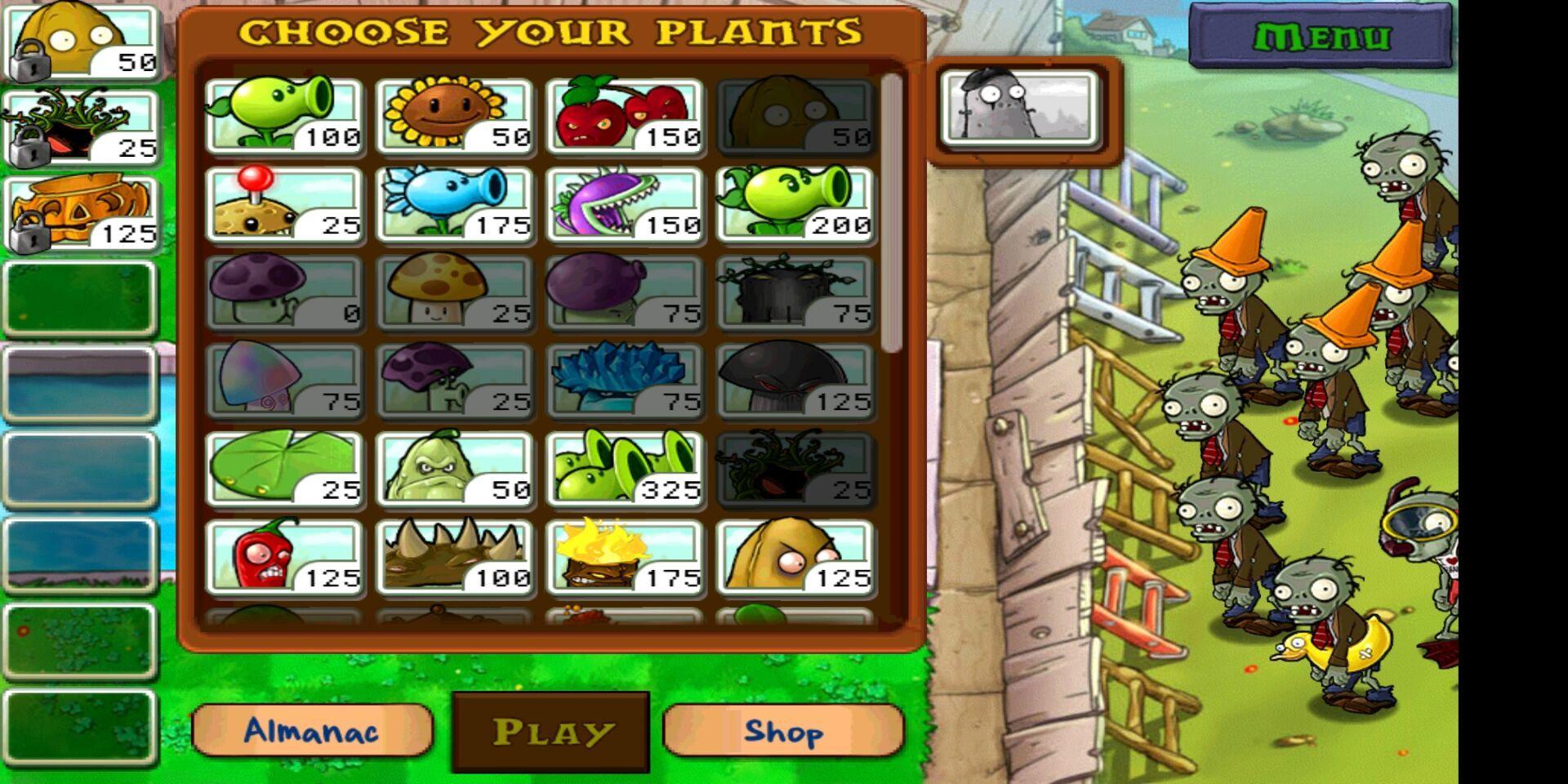 植物大战僵尸1悬浮窗修改器