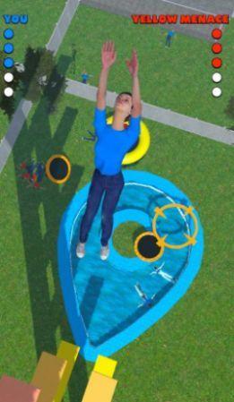 跳水挑战赛