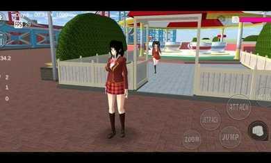 樱花校园模拟器9月最新版