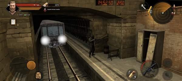 地铁僵尸猎人