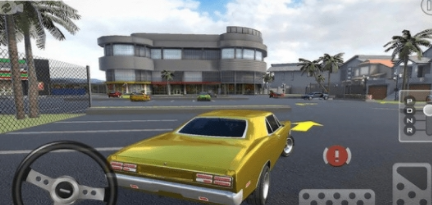 停车任务模拟器