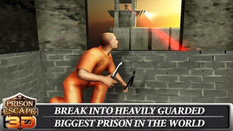 越狱城越狱游戏