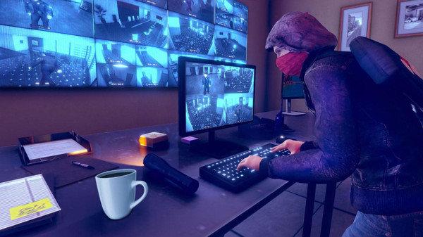 大师小偷模拟器