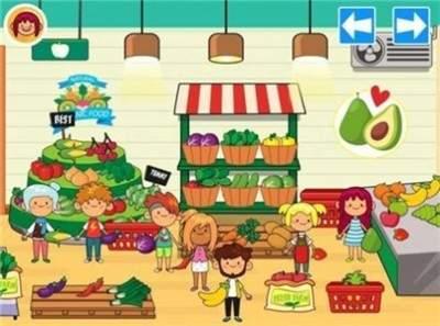 米加小镇杂货店