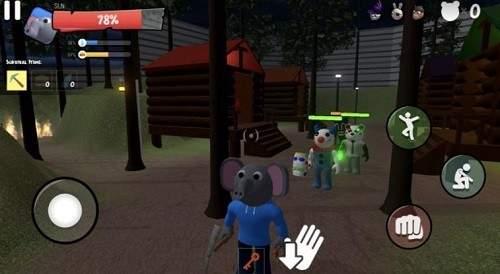 小猪乘城际警笛头破解版