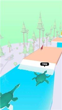 恐龙快跑变形赛