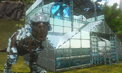 方舟生存进化破解版秒训恐龙