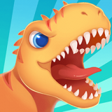 恐龙考古挖掘