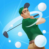 高尔夫射击