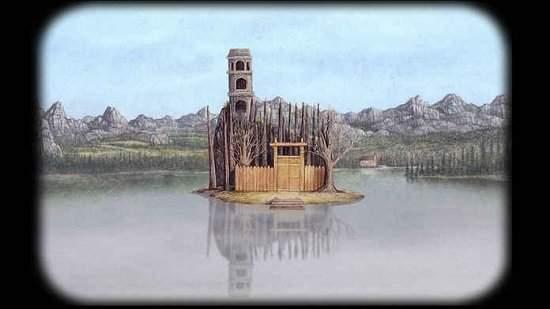 锈湖:天堂岛