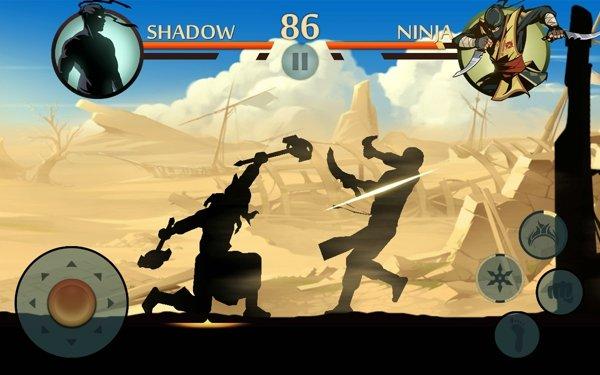 暗影格斗2破解版满级最新版