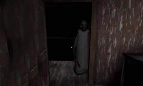 恐怖奶奶3破解版