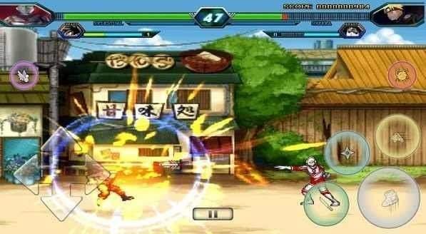 死神vs火影绊3.4破解版